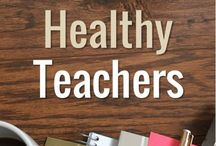 Healthy Teachers! / Mental & Physical Health Tips for Teachers! Recipes, exercise, practical advice, and life hacks with educators in mind. Blog posts welcome, but only RELEVANT TpT items. NO REPEATS.  This board is not currently accepting new pinners, BUT you can email me to be included the next time this board opens: tptsara (at) gmail (dot) com.