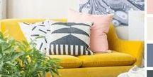 Interior Design Color Palettes / Color palettes, interior design, home decor, room color palettes