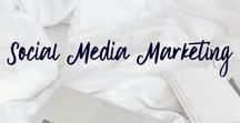 Social Media Marketing Tips / Find some general marketing tips to help you grow your business using Facebook, Instagram, Pinterest and more. Everything from content help to marketing strategist quotes.