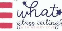 My Podcast - What Glass Ceiling? / A podcast meant to empower women in every aspect of their life!  We focus on faith, fitness, fashion, business and more!