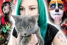 VampireKitten Productions / A catalog of my personal creative work, blogs and vlogs. Includes: VampireKitten Productions, Ghoul Girls and SteamWolf Symphony projects.