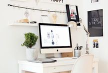 HOME - office / a proper home business needs a proper home office.