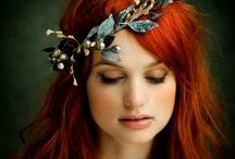 Beautiful people, hair, make up / Photos of inspirational people, hairstyles, make ups etc.
