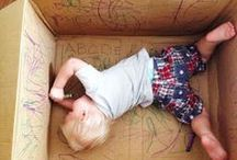 Family Ideas / For the days of pitter-pattering feet!