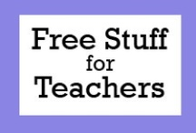 Free Stuff for Teachers / Free teaching ideas, worksheets and fun classroom activities for students of all grade levels.