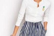 Sewing: Fashion Inspiration