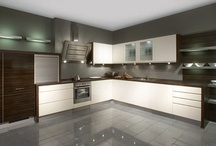 Kutchenhaus White/Vanilla/Coffee Coloured Kitchens