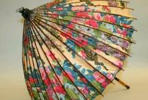 parasols & bumberchutes bumbershoots