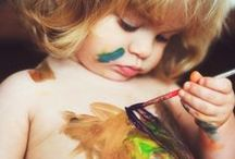 Kids: craft with them / Crafts to do with kids or for kids! / by Irene Jorba