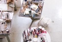 Makeup als Kunst / Makeup ist eine eigene Kunstform. Artistic Director Shiseido Makeup Dick Page zeigt  hier seine Fähigkeiten und das Umfeld, das ihn inspiriert.