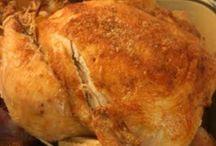 CHICKEN / Chicken Recipes / by Sam Blair
