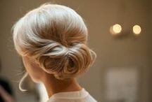 Stunning Hair / Wedding Hairstyles that inspire our brides.  {My Bellissima - NY & NJ Wedding Planning and Special Events Design} www.mybellissima.com