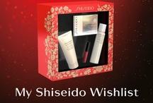Shiseido Wishlist / My Shiseido #Wishlist – was könnte auf Eurem Weihnachtswunschzettel stehen? Lest die Spielanleitung und macht mit! Viel Erfolg wünscht Euer #Shiseido-Team.