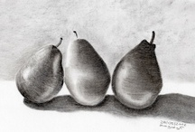 Charcoal Drawing Inspiration