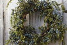 Wreaths. / by Ellen Langen