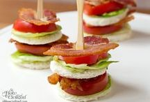 Appealing Appetizers / by The Chic Site (Rachel Hollis)