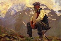 ARTIST - John Singer Sargent / Sargent / by Sam Blair