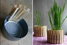 Crafty in the kitchen / Get creative with some do-it-yourself kitchen and home craft ideas.