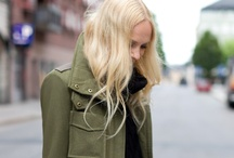 Marching Orders / Get buttoned-up for fall.