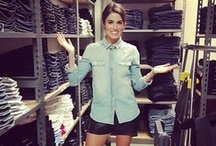 7 For All Mankind x Nikki Reed
