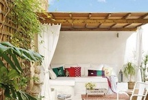 Outdoors and gardening / Ideas for patios and gadens, as well as some gardening tips! / by Irene Jorba