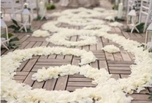 Creative Ceremony Ideas  / {My Bellissima - NY & NJ Wedding Planning and Special Events Design} www.mybellissima.com