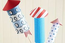 4th of July Festivities / by The Chic Site (Rachel Hollis)
