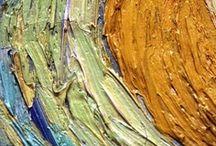 ARTISTS - Vincent Van Gogh /  .Van Gogh  / by Sam Blair