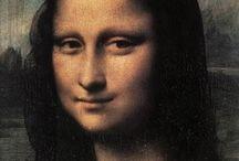 ARTIST - Leonardo da Vinci / .Da Vinci / by Sam Blair