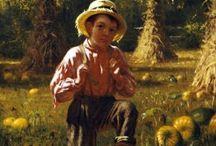 ARTISTS - JOhn George brown / John George brown / by Sam Blair