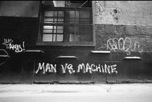 Man vs. Machine