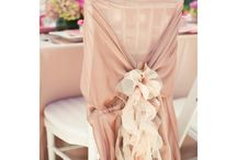 Chair Decor  / {My Bellissima - NY & NJ Wedding Planning and Special Events Design} www.mybellissima.com