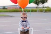 DIY Costume Ideas / The most clever DIY Halloween costumes for the entire family!