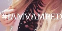 #IAMVAMPED / Wanna make it to our board? Snap a pic in your favorite Vamped items and tag #IAMVAMPED on Instagram