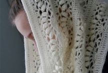 Crochet for the neck / Cowls, scarves, infinity loops...  / by Irene Jorba
