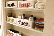 Home Organization / Life can get messy. Try these easy, DIY home organization tips!  / by Elmer's