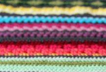 Crochet sampler afghan / by Irene Jorba