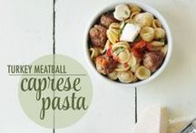 TABLE | pasta / by Rachel Hollis