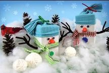 Wonderful Winter Projects / Festive, winter-themed crafts and projects for kids, the home, and more. / by Elmer's