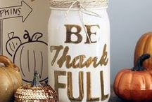 Thanksgiving Crafts / DIY projects and crafts for Thanksgiving for both kids and adults! / by Elmer's
