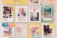 Project Life layout inspiration / by Irene Jorba
