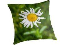 Throw Pillows - My RedBubble Works / Throw Pillows - My RedBubble Works - Home Decor