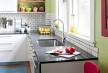 Our House: Kitchen & Eating Spaces / by Amie Gibson