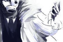 Isana || 伊佐奈 / Oumagadoki Doubutsuen||Aquqrium (manga)