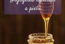 Ingrijirea naturala a pielii / Retete cu ingrediente naturale pentru ingrijirea pielii, tratamente cosmetice, sfaturi, ponturi, experimente