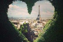 ::Eiffel Tower Galore:: / by Anna R.