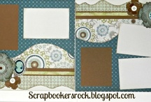 Scrapbookin' / by Janet Smith