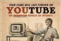 YouTube / Get video marketing strategies, advice and SEO tips on the world's largest video search engine.  / by The Art of Online Marketing