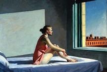Edward Hopper / by Bernard Vermersch