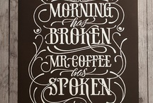 Coffee / by Joanne Williams-Elliott